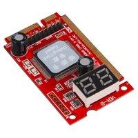 Wholesale Laptop Motherboard Tester Mini PCI PCI E LPC Troubleshooting Diagnosis Card Hot
