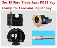 audi seat parts - SEC E9 Key Cutting Machine Parts Ford Tibbe Jaws FO21 Key Clamps Special for Ford and Jaguar Key