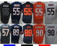 bears peppers jersey - BEARS BRIGGS BOSTIC PEPPERS ALLEN DITKA BENNETT Men ELITE Football Jerseys Accept Mix Order