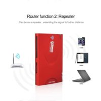 android tablet router - Wireless WIFI Card Reader Port USB Hub HD G Router mAh External Battery Power Bank for iPhone iPad Tablet PC Android