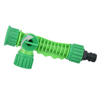Wholesale Eco friendly Green Hose End Sprayer for Fertilizer and Pesticide or Multi Purpose Use Cleaning With Nozzle