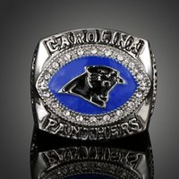 bank of america - 2003 Bank of America Stadium Super Bowl Replica Sports Men Replica Chamberlain replica championship ring STR0
