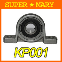 Wholesale 6pieces KP001 mm pillow block ball bearing
