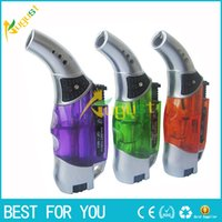 advanced plastics - 2016 butane lighter gas lighter for cigarettes new spray gun lighter click n vape advanced vaporizer torch lighter usb lighter