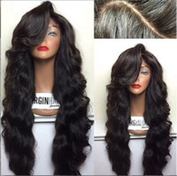 big products natural - 100 Brazilian human hair full lace wigs lace front wigs full lace human hair wigs for black women Hot hair products