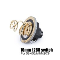 Wholesale 16mm switch for S2 S3 M1 M2 C8