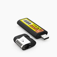 Wholesale Real Lighter Spy Cameras Full HD p cm Length Wireless Spy Hidden Cameras for IOS Android with cm width HM46