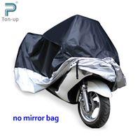Wholesale High Quality cm Motorcycle Motorbike Covering Waterproof Dustproof UV resistant Cover For Honda Harley Davidson