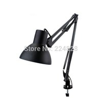 Wholesale LED desk lamps indoor for home office work Student reading clip on lamps Eye protection bedside folded led study work