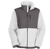 Wholesale 2017 new arrival womens jackets denali windbreaker fleece jackets ladies jackets stand collar sport jackets slim winter coats