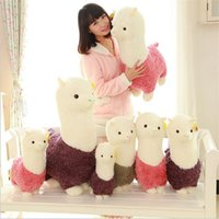 best sheep - 3pcs set The Sheep Mascot Alpaca Plush Toys Stuffed Animal Sheep Toys Best Gifts For Children