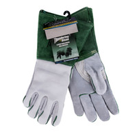 argon welding gloves - Work Glove Argon arc welding glove protective buffalo wear resistant TIG MIG Welder Safety Glove