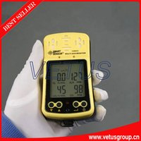 Wholesale AS8900 in gas detector With O2 H2S CO Combustible gas detector