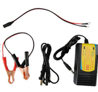 automatic trickle charger - 12V Trickle Car Van Boat Motorcycle RVs Digital Automatic Battery Float Charger