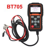 battery load testers - 2016 New Arrival Foxwell BT705 Battery Diagnostic Tool Auto Car V Battery Load Tester Analyzer Diagnostic Scanner