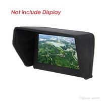 Wholesale new inch FPV LCD Monitor Display Sun Shade Sun Hood for Helistar RX LCD