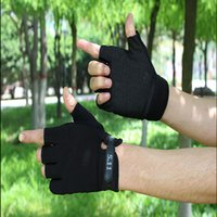 bicycle racing training - Cycling Gloves Fitness gloves Weightlifting bicycling skiing racing outdoor fitness Weight training Racing hunting gloves