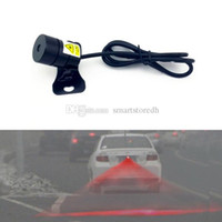 Wholesale Auto Car Laser Fog Light Rear Anti Collision Taillight Warning Signal Lamp M00096 CAD