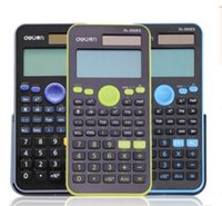 Wholesale Mini calculator function calculator science students high solar computer exam Products sell like hot cakes economical and durable