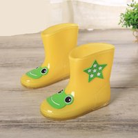Wholesale The New Summer Child Galoshes Children Antiskid Wear Galoshes Children s Shoes Drop Shipping