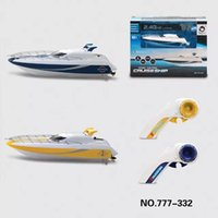 big boats yachts - Happycow G CH Remote Control Boat Dual Propellers High Speed Cruise Ship Yacht Model