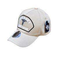 Wholesale 2016 U S NAVY CORPSMAN Baseball Cap Tactical Outdoor Summer Baseball Golf cap for man and woman Sports Hunting Camping cap