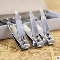 Wholesale Creative Nail Clippers Nail Trimmers Alloy Stainless Clippers Q Nail Clipper Luxury Brand Keychains Widget Pendents LJJC4577