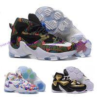 Cheap Lebron 13 xiii BHM Black History Mont Mens basketball Shoes,Cheap lebrons basketball shoe lebron james sneakers LJ13 Retro Sneaker
