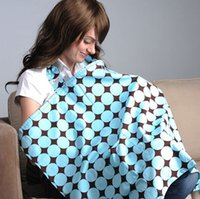baby breastfeeding cover - Cotton Outdoor Baby Infant Breastfeeding Cover Nursing Covers Baby Breast feeding Blanket Nursing Apron Shawl T3189