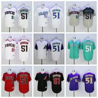 Baseball arizona fashion - Arizona Diamondbacks Randy Johnson Jersey Cooperstown Fashion Randy Johnson Baseball Jerseys Diamondbacks Vintage Red Black White Grey