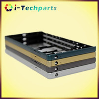 Wholesale For Sony Xperia Z5 Middle Frame Front Housing Replacement Cover With Small Parts Original New Single Dual SIM