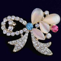 mary statue - Mary statue fine opal butterfly brooch brooch brooch wedding high grade ladies