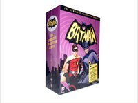 batman dvd - 2016 hot Batman complete boxset whole full Set Version Complete series DVD Boxset New free DHL