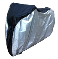 Wholesale Outdoor Bike Covers Protection Waterproof Storage Bicycle Covers Rain Cover for Transport on Rack Large Size