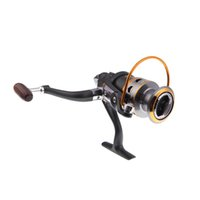 Wholesale New Arrival BB Ball Bearings Left Right Interchangeable Collapsible Handle Carp Fishing Spinning Reel Pesca DK3000