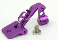 alloy metal monitor - CNC Alloy FPV LCD Monitor Mounting Bracket Purple Support for DJI Phantom bracket lcd tv lcd plasma bracket