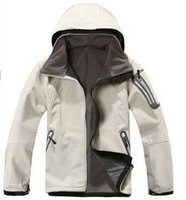 antistatic s - new men s autumn high quality outdoor sport fleece jacket men Antistatic warm jacket hiking climbing clothes