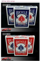 bicycle rider cards - Original Bicycle Poker price Red or Blue Bicycle Regular Playing Cards Rider Back amp Standard Sealed Decks