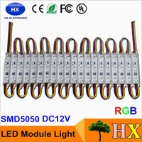 Wholesale Waterproof V RGB Led Pixel Modules Leds SMD Led Modules WW PW CW R G B Y Led Backlights Channer Letters