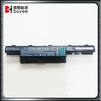 Wholesale Laptop Li Ion Battery For Acer AC4741G Rechargeable Battery mAh V AS10D31 ICR19