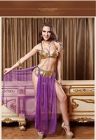 Sexy Costumes adult halloween custom - New Adult Women Sexy Star Wars Slave Princess Leia Costume Dress Halloween Fancy Dress Cosplay Costume Custom Made