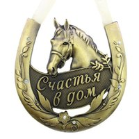 animal careers - 2015 Fashion Products the strong and healthy Horse Horseshoe the Home Decoration Gifts for the Happy Family GIFTS