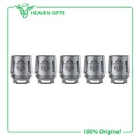 hg - SMOK V8 Baby Q2 Coil Head ohm Baby Q2 Dual Core for TFV8 Cloud Beast Tank Original from hg