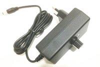 adjustable power adaptor - 3V V V V adjustable power adapter for led light V V adjust voltage adaptor for cctv camble router machine cheaper