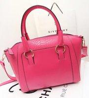 Wholesale 2016 Hot new leather handbags female shoulder bag first layer of cowhide women handbags women messenger bags