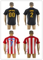 atletico madrid shirts - 2016 Best thailand quality Atletico Madrid Home Away Jersey GODIN KOKE GRIEZMANN F TORRES football shirt