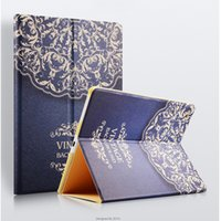 Wholesale Fashion Designs For Apple Ipad Case Luxury Smart Case For Ipad Leather Flip Case Stand Good Quality Unique Special Style