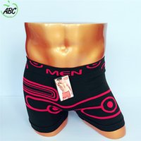 Wholesale Men s Boxer Modal Sexy Mens Boxer Shorts Colors M XXL NK41