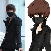 Wholesale Unisex Mens Womens Cycling Wearing Anti Dust Cotton Mouth Face Mask Respirator