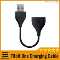 Wholesale Repalcement USB Charger Cable for Fitbit one Accessories Charging Wire for Fitbit One Wireless Activity Bracelet Sport Band Wristband